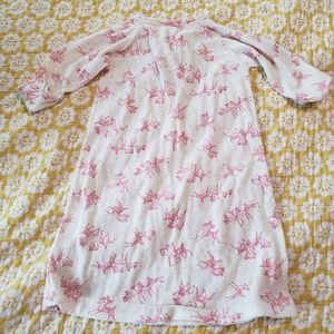 Vintage Fawn Baby Girl Nightgown